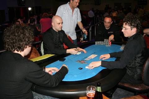 At The Tables