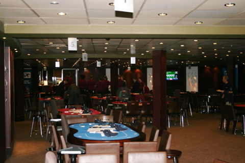 Cardroom